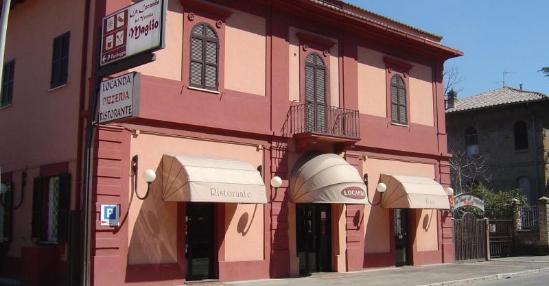 Locanda Vecchio Maglio - Terni - Rete Wifi per Hotel e Ristoranti